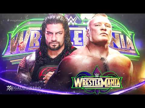 Xxx Mp4 Brock Lesnar Vs Roman Reigns WWE Wrestlemania 34 Promo Theme Song Devil With Download Link 3gp Sex