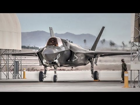 watch US Sends F-35 Stealth Fighter Squadron to Japan in 1st Overseas Deployment