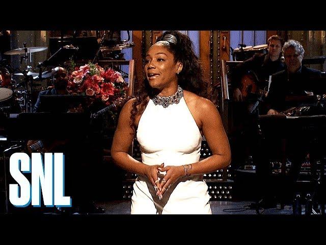 Tiffany Haddish Monologue - SNL