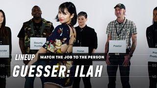 Match Job to Person (Ilah)   Lineup   Cut