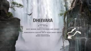Khoya hai || Dheevara || Hindi Lyrics HD || bahubali