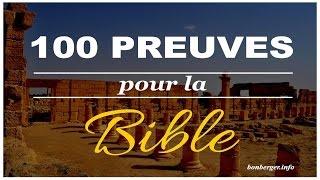 100 preuves pour la Bible: épisode 1 (le déluge de Noé)