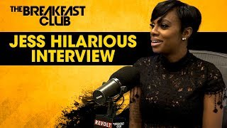 Jess Hilarious Talks Comedy Come Up, Relationships, Role In 'Rel' + More