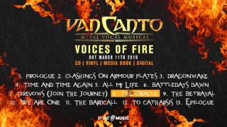 Van Canto - Metal Vocal Musical - Voices Of Fire - Official Album Pre-Listening