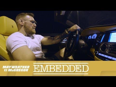 Mayweather vs McGregor Embedded Vlog Series Episode 1