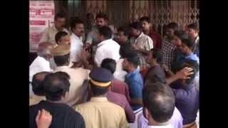 Taliparamba LDF & Muslim League Fight