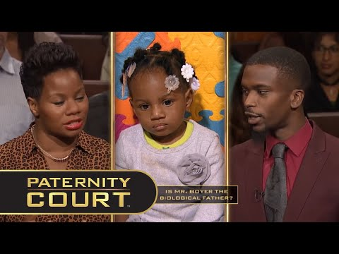 Man Says He Has Zero Spiritual Energy With This Child Full Episode Paternity Court