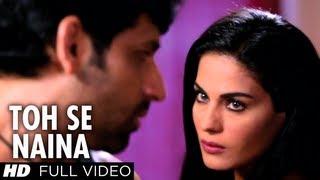 Toh Se Naina Video song   Zindagi 50 50   Veena Malik   Rekha Bharadwaj