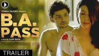 B.A.Pass Official Trailer | Hindi Movies | Hindi Trailer 2017 | Bollywood Movies 2017