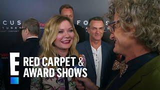 Kirsten Dunst & Colin Farrell's Dark Sex Scene | E! Live from the Red Carpet