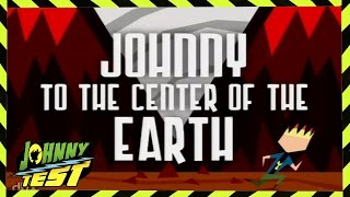 Johnny Test 101 - Johnny No Centro Do Mundo / Johnny X