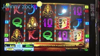 Book Of Ra 1€ + 2€ Freispiele, Lucky Ladys Charm, Wings Of Fire (alte Automaten)