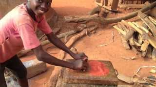 Daily Life in a Rural Village - Lissezoun, Benin