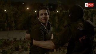 مسلسل حق ميت - لأول مرة في الدراما العربية | مشهد يبكيك والممثل يبتسم