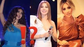 لماذا تحب نجمات لبنان تعرية احد الكتفيين ؟؟ Bare shoulder