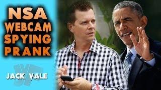 Nsa Webcam Spying Prank