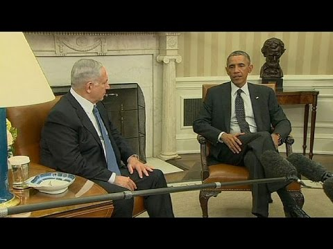 Obama-Netanyahu görüşmesinde gergin hava