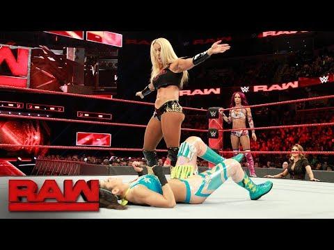 Xxx Mp4 Sasha Banks Bayley Vs Mandy Rose Sonya Deville Raw Jan 8 2018 3gp Sex