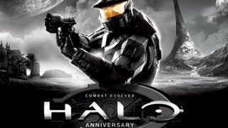Halo: Combat Evolved (Full Campaign and Cutscenes)