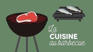 Cuisine au barbecue - Les carnets de Julie