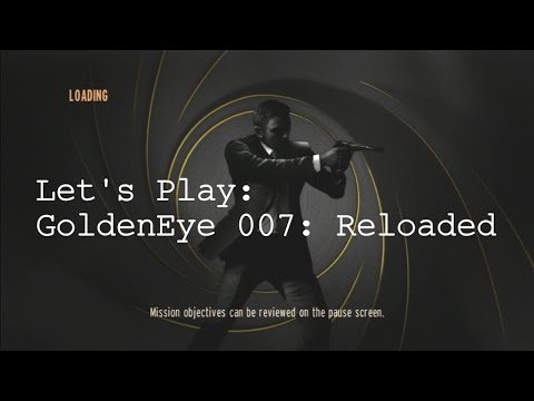 Xxx Mp4 Let S Play GoldenEye 007 Reloaded Mission 1 Part I Dam 3gp Sex