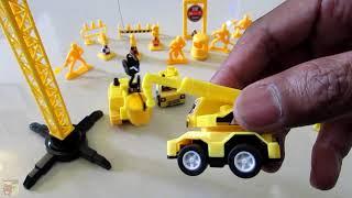 Toys For Children Construction Trucks Street Vehicles