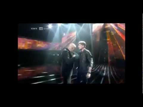 x factor semifinale Sveinur hurricano feat CLEMENS HD