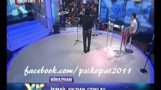 İsmail YK - Şappur Şuppur {Canlı} (14.09.11 / YK Show)