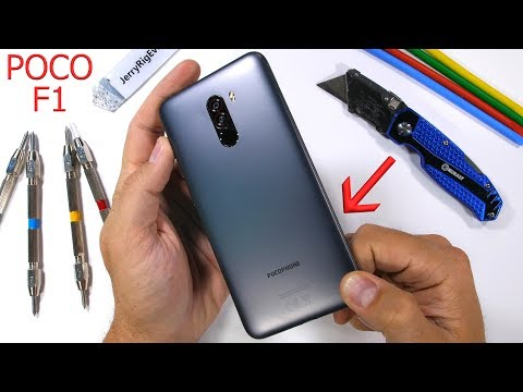Xxx Mp4 Pocophone F1 Durability Test Can 39 Cheap 39 Also Be 39 Durable 39 3gp Sex