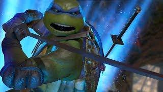 Injustice 2: Teenage Mutant Ninja Turtles Gameplay Explainer (NetherRealm Commentary)