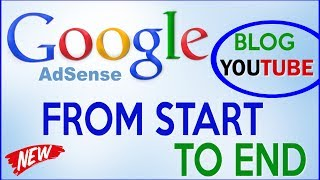 ADSENSE TUTORIAL 2017 | How To Setup Google Adsense - Make Money With BLOG & YouTube (STEP BY STEP)