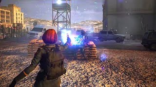 LEFT ALIVE - 17 Minutes of Gameplay & Trailers So Far (PS4/PC) 2019