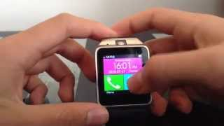 Tutorial  Smartwatch aplus gv18