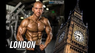 #FranWorldTour - Photoshoot alla Monster Gym ed Allenamento alla MuscleWorks di Londra | #VLOG