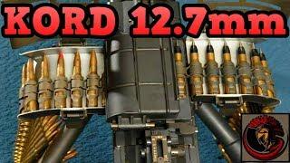 Kord 12.7mm Heavy Machine Gun | Russian Beast