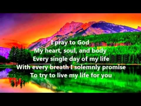 Maher Zain - I Love You So - With Lyrics mp3