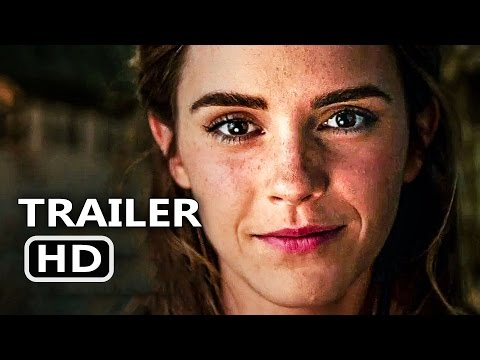 BEAUTY AND THE BEAST Official Trailer 2017 Emma Watson Movie HD