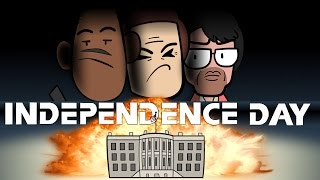 """""""Independence Day"""" (Pencilmation #73) 