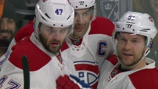 Radulov shows off quick hands and finds the back of the net