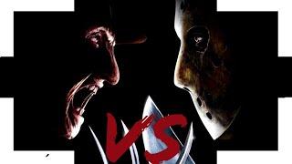 Freddy Krueger vs Jason - Duelo Sombrio (RAP)