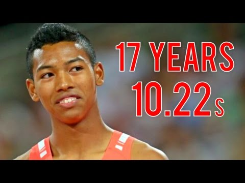 This Japanese Kid Will Probably Replace Usain Bolt!