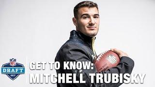 Get to Know: Mitchell Trubisky (North Carolina, QB) | 2017 NFL Draft