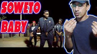 Dj Maphorisa - Soweto Baby feat Wizkid & Dj Buckz | REACTION