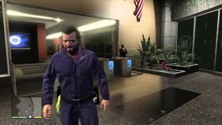 GTA V | The Bureau Raid (Fire Crew)