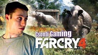 Far Cry 4 | Orrszarvú és démon hal vadászat
