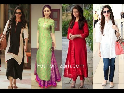 6 Awesome Ways To Style Your Ethnic Kurtis