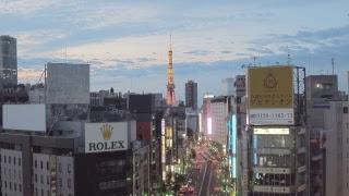 【4K LIVE CAMERA】TOKYO ROPPONGI SKY VIEW