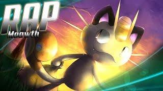 RAP do Meowth 「Meu Passado」Pokémon - TCPunters Rap #28