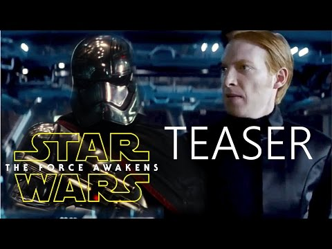 Xxx Mp4 Star Wars The Force Awakens General Hux Captain Phasma Teaser 3gp Sex