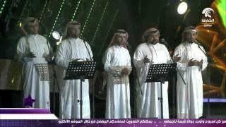 المنشد المصري محمود هلال يفوز بلقب منشد الشارقة 9 في السهرة الختامية للبرنامج